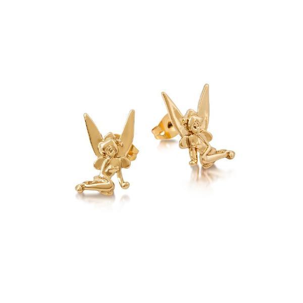 Disney Tinker Bell Stud Earrings