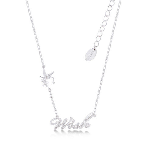 Disney Tinker Bell Pixie Hollow Necklace