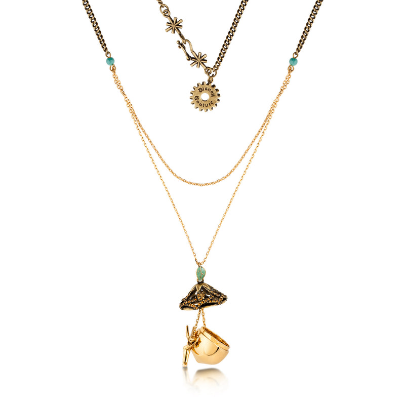 Disney Tinker Bell Acorn Necklace