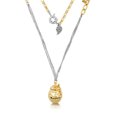 Honey Pot Necklace - Disney Jewellery