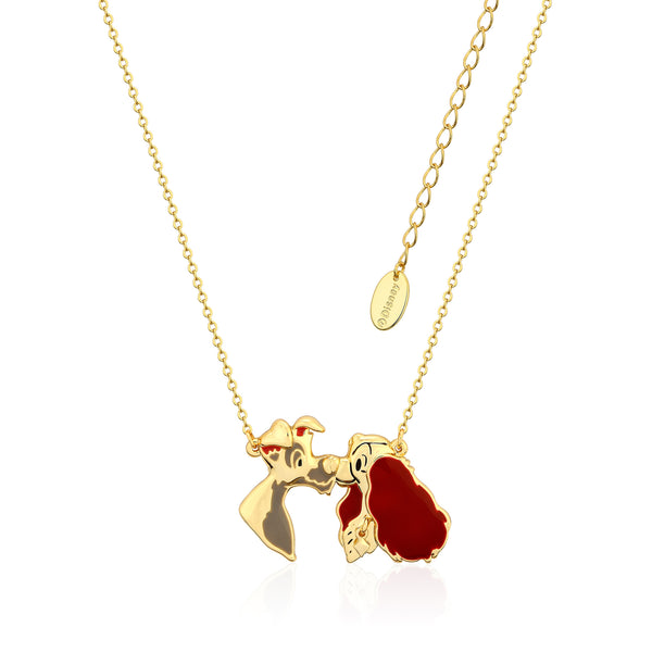 Disney Lady & the Tramp Necklace