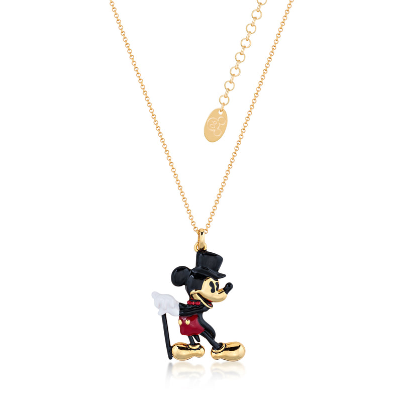 Disney Mickey Mouse Showman Necklace - Disney Jewellery
