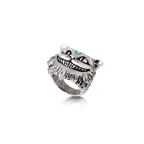 Disney Alice in Wonderland Cheshire Ring - Disney Jewellery