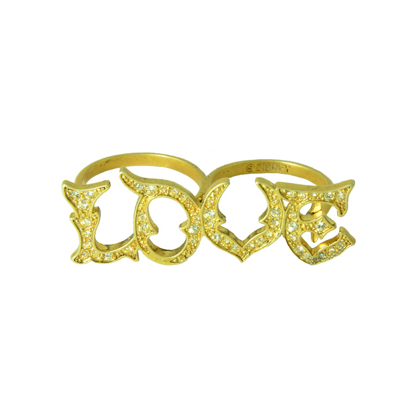 Disney Snow White Love Ring