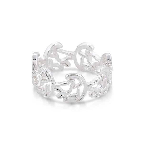 Disney The Lion King Simba Ring - Disney Jewellery