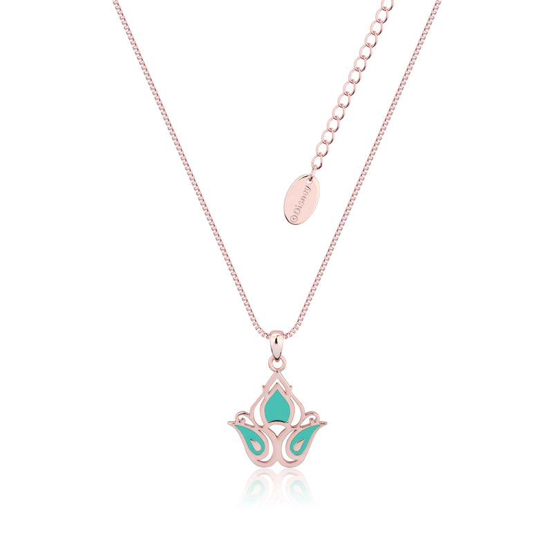 Disney-Aladdin-Princess-Jasmine-Necklace-Rose-Gold-Jewellery-by-Couture-Kingdom-DRN588