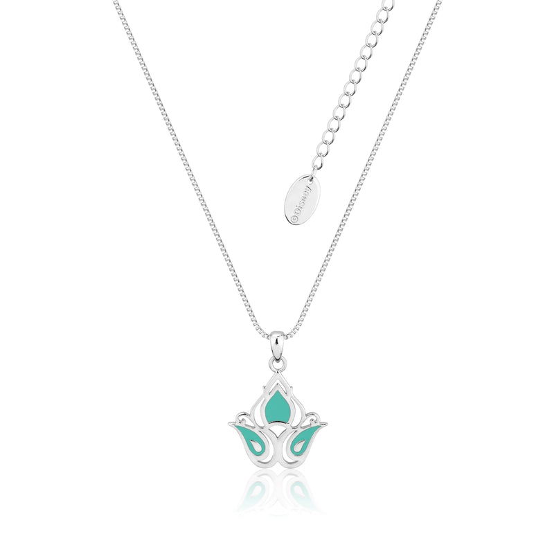 Disney-Aladdin-Princess-Jasmine-Necklace-White-Gold-Jewellery-by-Couture-Kingdom-DSN588