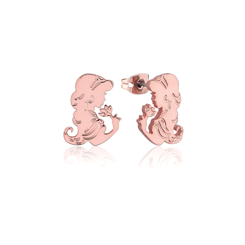 Disney Aladdin Princess Jasmine Stud Earrings
