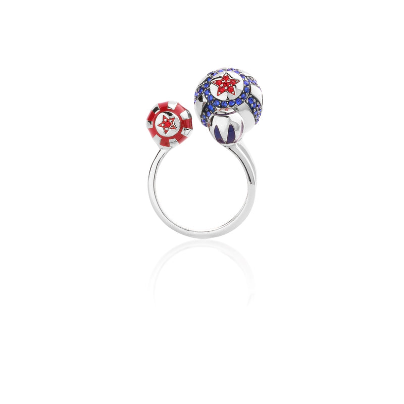 Disney Dumbo Circus Ball Ring - Disney Jewellery