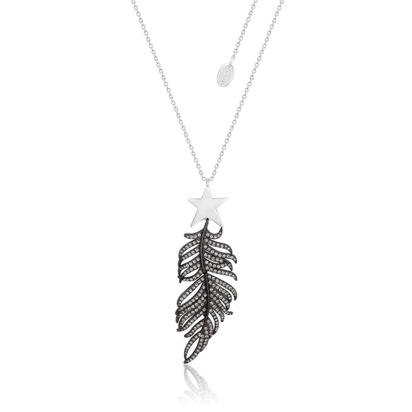 Disney Dumbo Magic Feather Necklace - Disney Jewellery