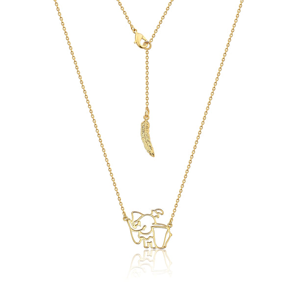 Disney Dumbo Necklace - Disney Jewellery