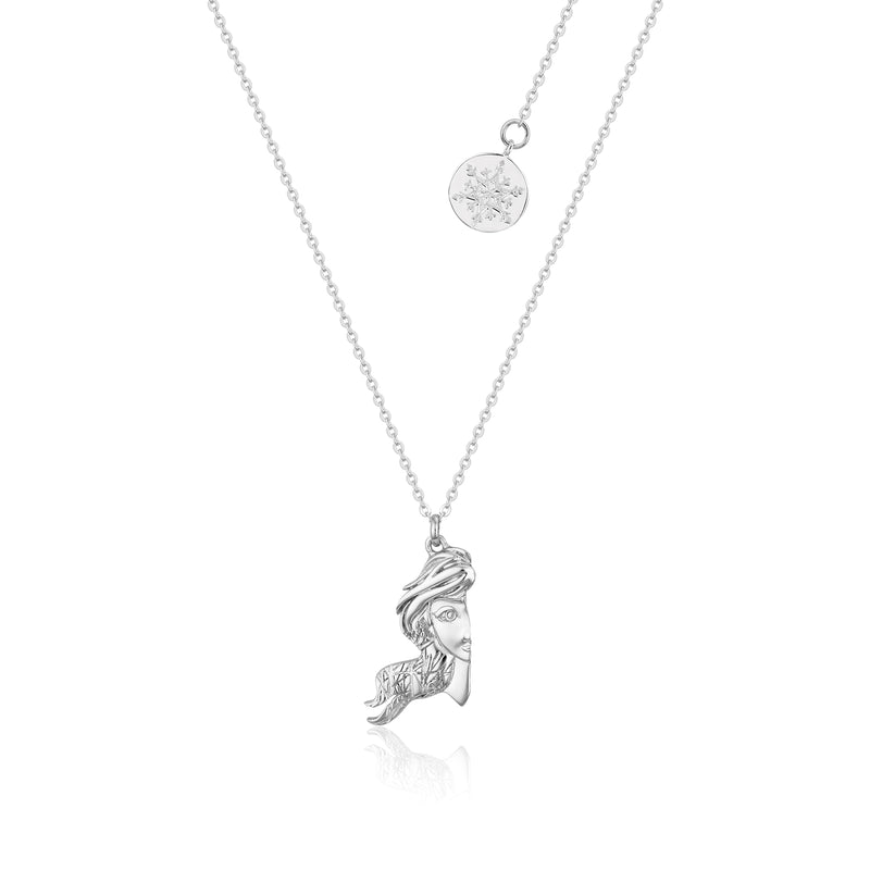 Disney Frozen 2 Elsa and Anna Break-Apart Necklace
