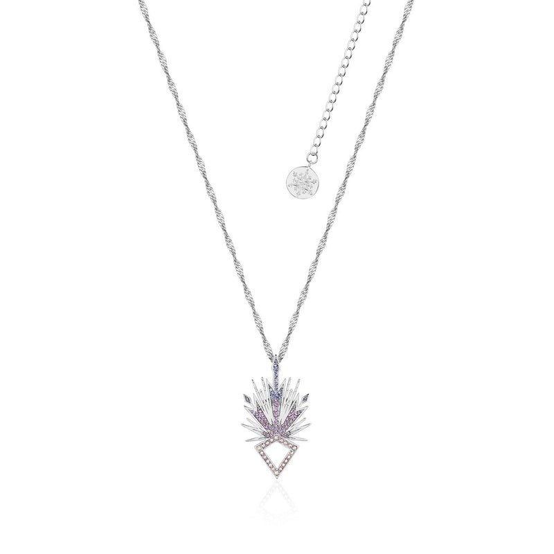 Disney-Frozen-Elsa-Crystal-Necklace-White-Gold-Couture-Kingdom-DFN147