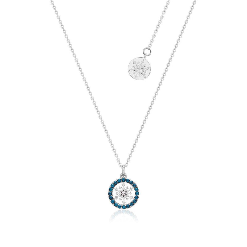 Disney-Frozen-Snowflake-December-Birthstone-Crystal-Necklace-Sterling-Silver-Couture-Kingdom-SSDFE012