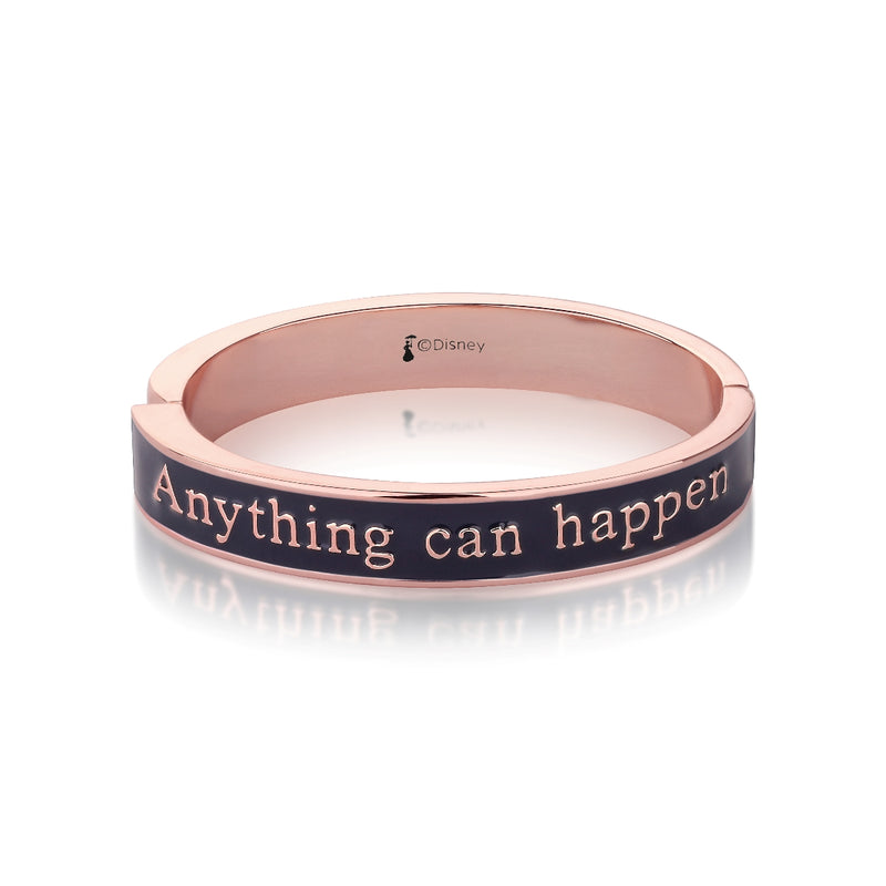 Disney Mary Poppins Anything Can Happen Bangle - Disney Jewellery