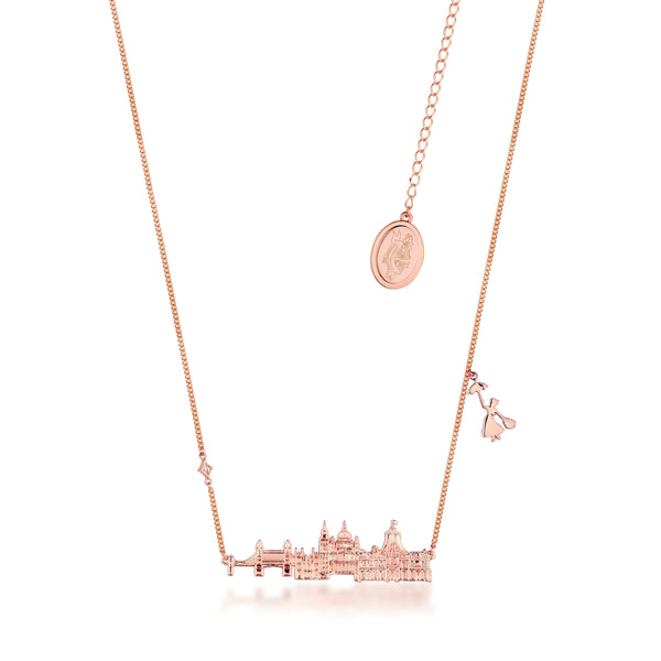 Disney Mary Poppins Cherry Tree Lane Necklace - Disney Jewellery