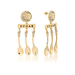 Disney Mary Poppins A Spoonful of Sugar Earrings - Disney Jewellery