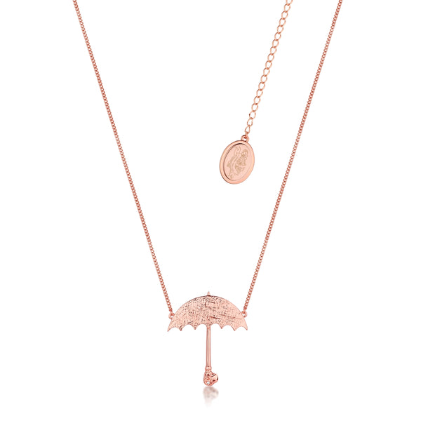 Disney Mary Poppins Umbrella Necklace - Disney Jewellery