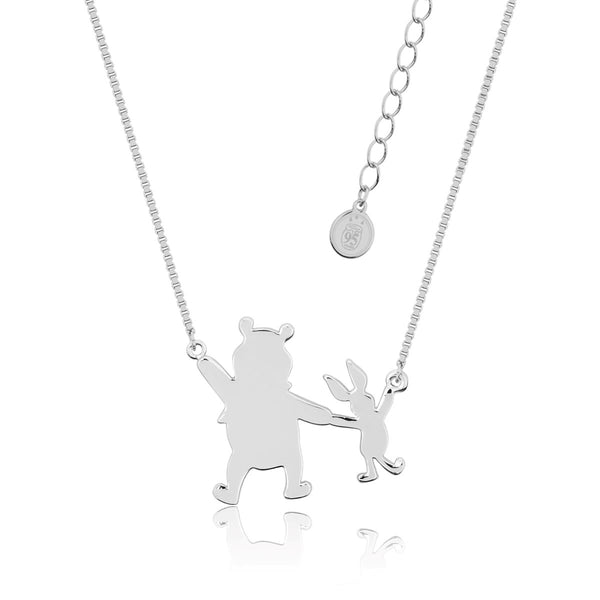 Disney_Couture_Kingdom_Winnie_The_Pooh_Friendship_Piglet_White_Gold_Necklace_DSN1028