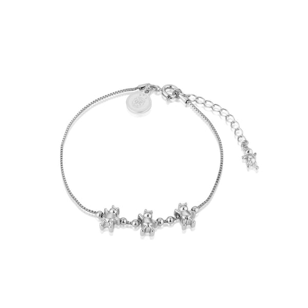 Disney_Couture_Kingdom_Winnie_The_Pooh_White_Gold_Charm_Bracelet_DSB1012