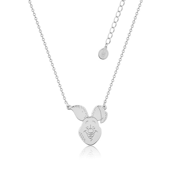 Disney_Couture_Kingdom_Winnie_The_Pooh_White_Gold_Piglet_Necklace_DSN1022