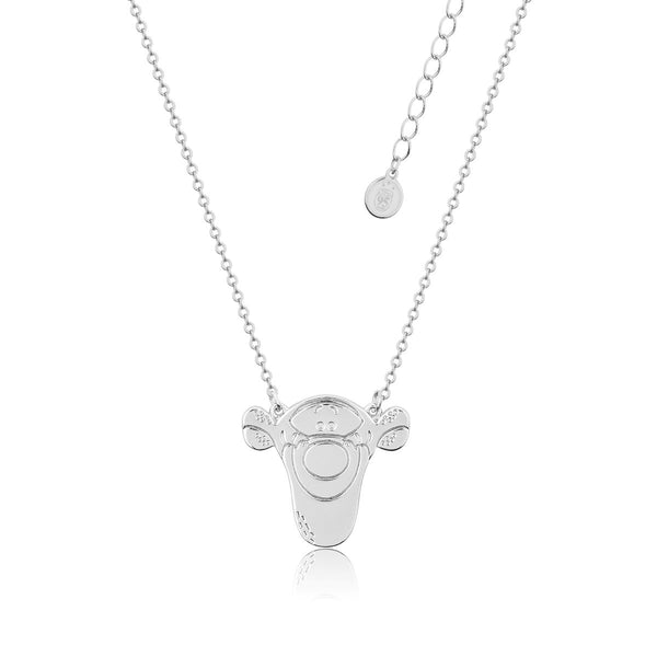 Disney_Couture_Kingdom_Winnie_The_Pooh_White_Gold_Tigger_Necklace_DSN1024