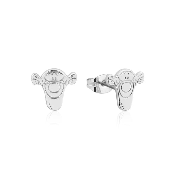 Disney_Couture_Kingdom_Winnie_The_Pooh_White_Gold_Tigger_Stud_Earrings_DSE1024