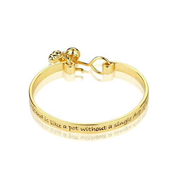 Disney_Couture_Kingdom_Winnie_The_Pooh_Yellow_Gold_Bangle_DYB1010