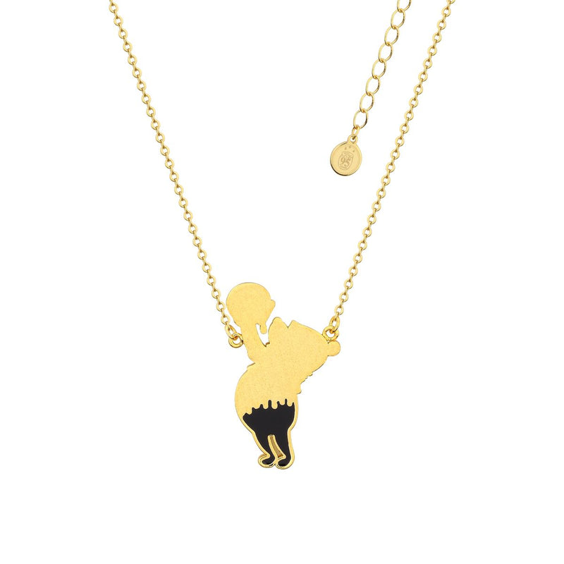 Disney_Couture_Kingdom_Winnie_The_Pooh_Yellow_Gold_Necklace_DYN1016