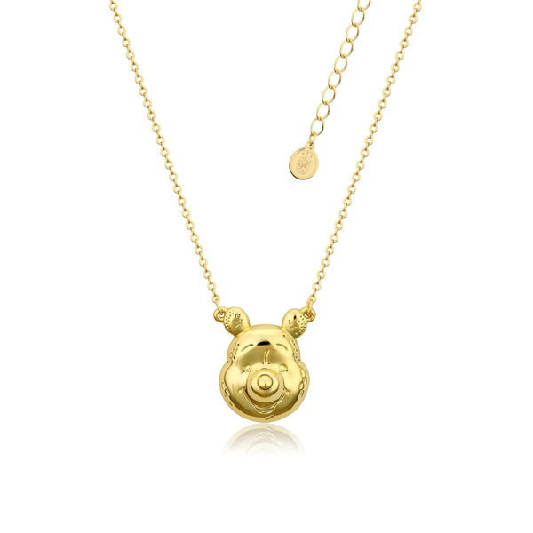 Disney_Couture_Kingdom_Winnie_The_Pooh_Yellow_Gold_Necklace_DYN1020
