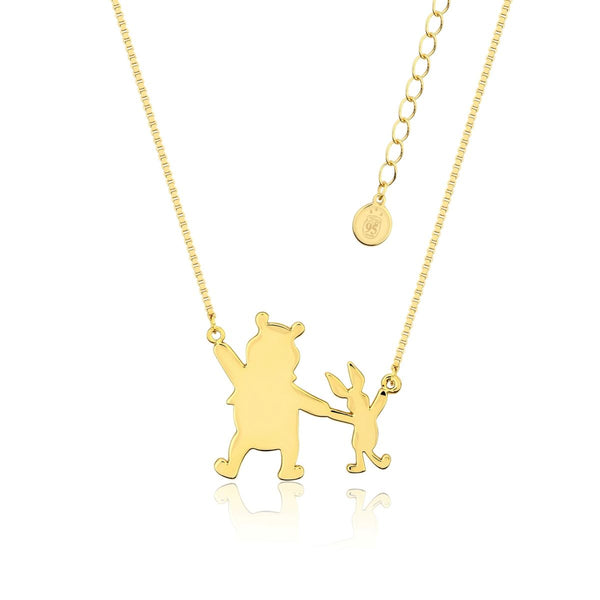 Disney_Couture_Kingdom_Winnie_The_Pooh_Yellow_Gold_Piglet_Friendship_Necklace_DYN1028