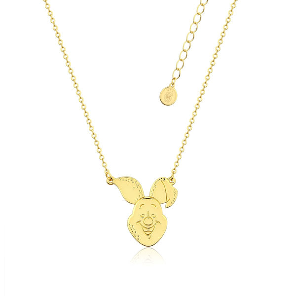 Disney_Couture_Kingdom_Winnie_The_Pooh_Yellow_Gold_Piglet_Necklace_DYN1022