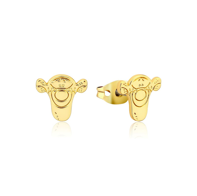 Disney_Couture_Kingdom_Winnie_The_Pooh_Yellow_Gold_Tigger_Stud_Earrings_DYE1024