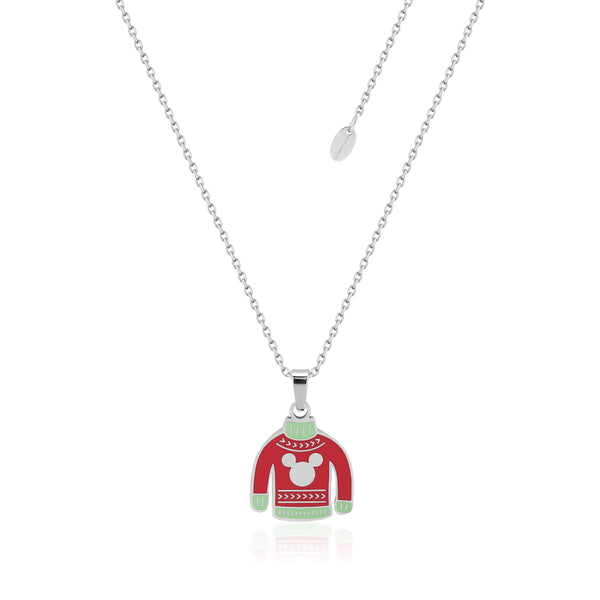 Disney_ECC_Mickey_Mouse_Holiday_Sweater_Necklace_Stainlesss_Steel_Couture_Kingdom_SPX001