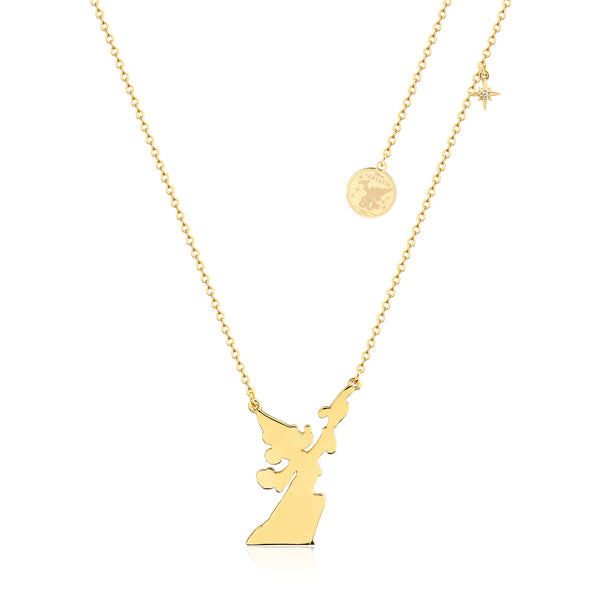 Disney_Fantasia_Mickey_Mouse_Sorcerers_Apprentice_Yellow_Gold_Necklace_Couture_Kingdom_DYN1036