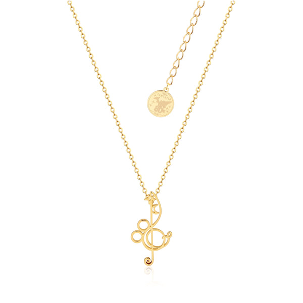 Disney_Fantasia_Treble_Clef_Mickey_Ears_Yellow_Gold_Necklace_Couture_Kingdom_DYN1042