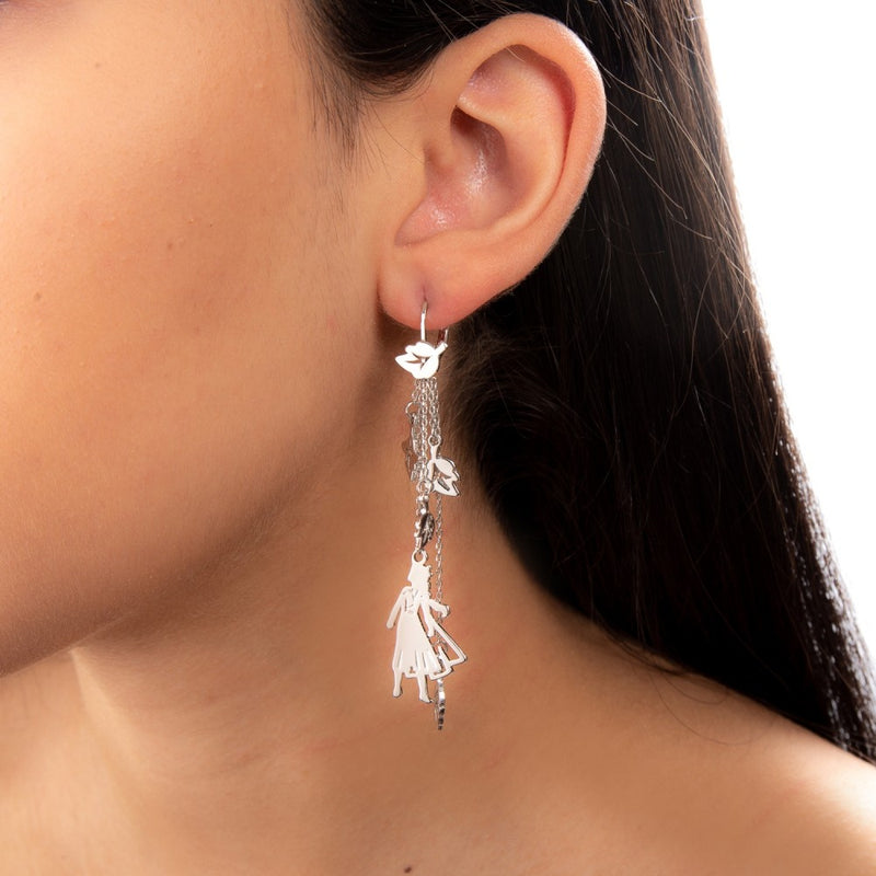 Disney Frozen 2 Elsa Drop Earrings