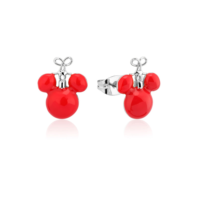 Disney_Mickey_Mouse_Bauble_Stud_earrings_White_Gold_Couture_Kingdom_DCE002