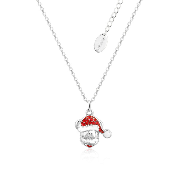 Disney_Mickey_Mouse_Crystal_Christmas_Necklace_White_Gold_Couture_Kingdom_DCN006