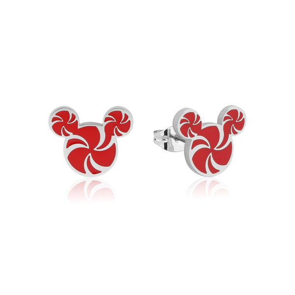 Disney_Mickey_Mouse_Holiday_Candy_Stud_Earrings_Stainless_Steel_Couture_Kingdom_SPX003