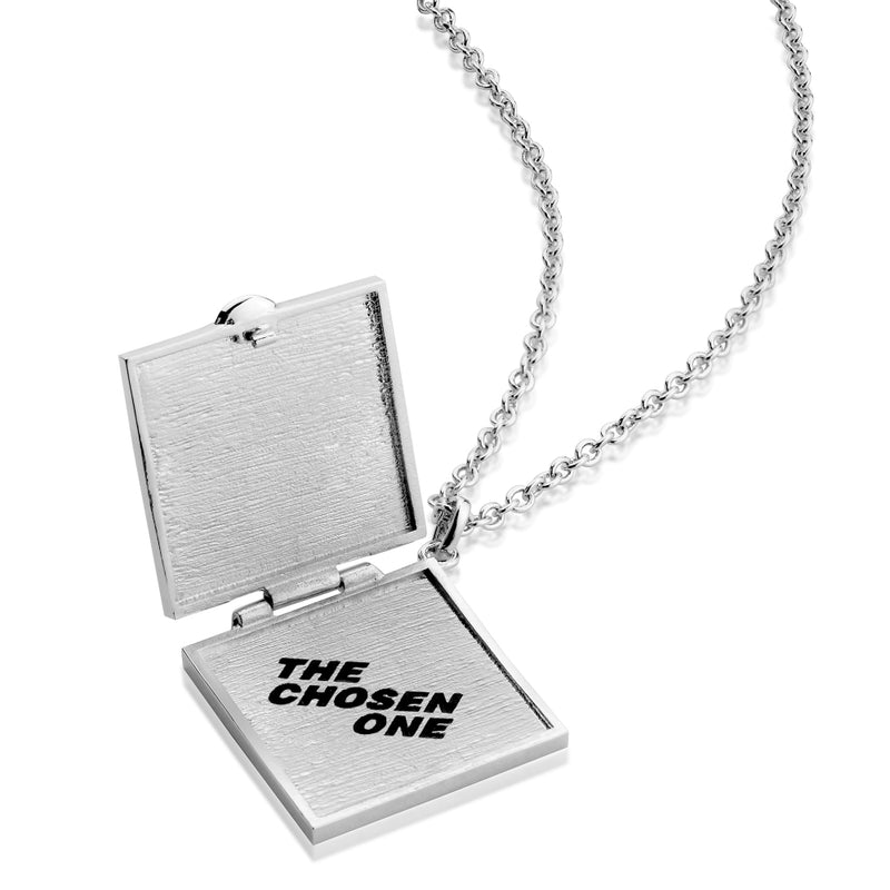 Disney_Pixar_Toy_Story_White_Gold_Pizza_Planet_Necklace_Couture_Kingdom_Open_Box_View_DSN1001