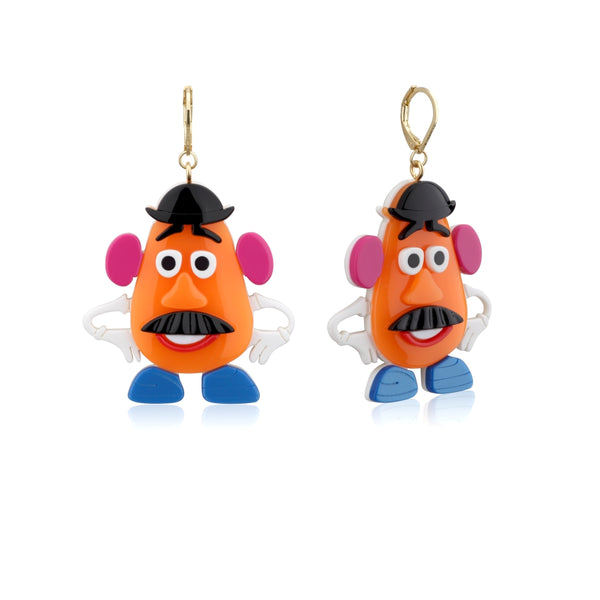 Disney_Pixar_Toy_Story_Yellow_Gold_Mr_Potato_Head_Earrings_Couture_Kingdom_DYE1010