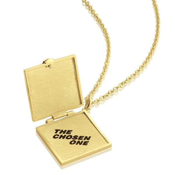 Disney_Pixar_Toy_Story_Yellow_Gold_Pizza_Planet_Necklace_Couture_Kingdom_Open_Box_View_DYN1001