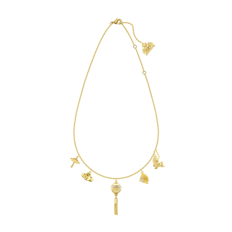 Disney_Princess_Mulan_Charm_Necklace_Full_View_Yellow_Gold_Couture_Kingdom_DYN88