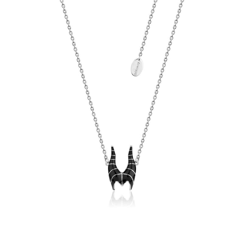Disney_Sleeping_Beauty_Maleficent_Necklace_White_Gold_Couture_Kingdom_DSN600
