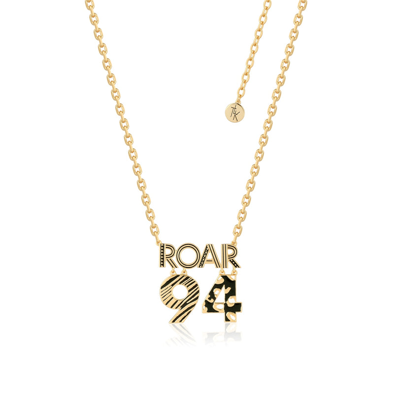 Disney-The-Lion-King-Roar-94-Yellow-Gold-Necklace-DLYN220