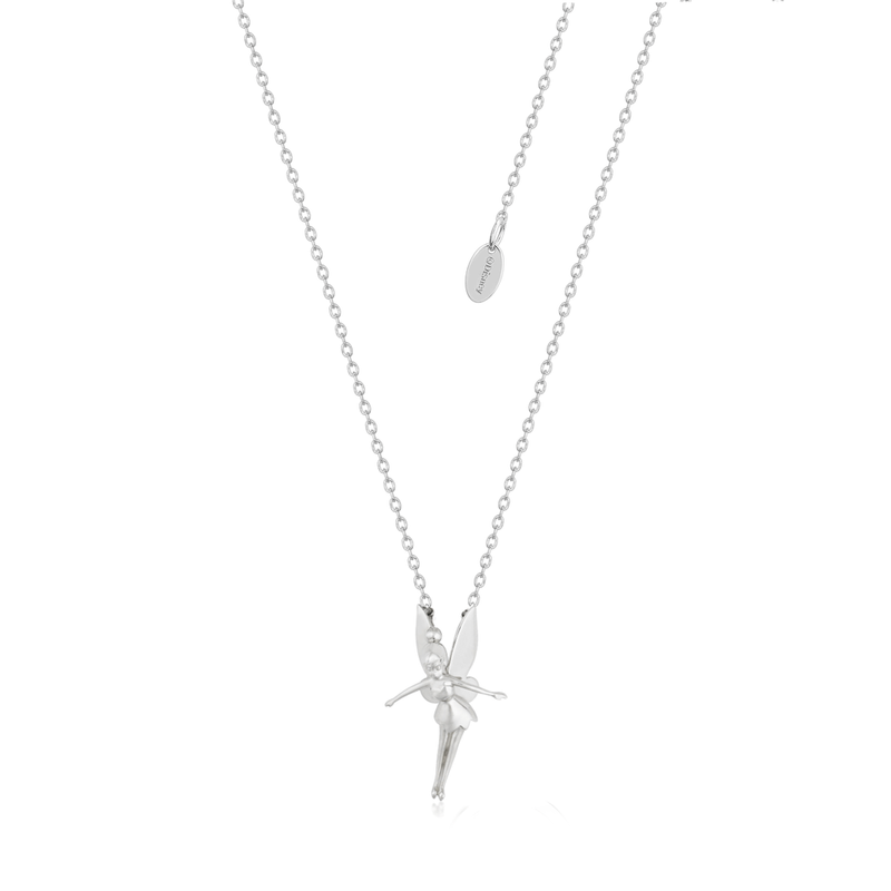 Disney Precious Metal Tinker Bell Necklace