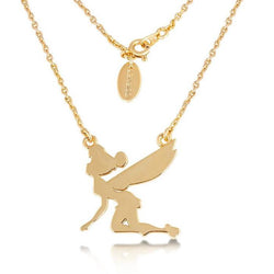Kids Disney Tinker Bell Silhouette Necklace