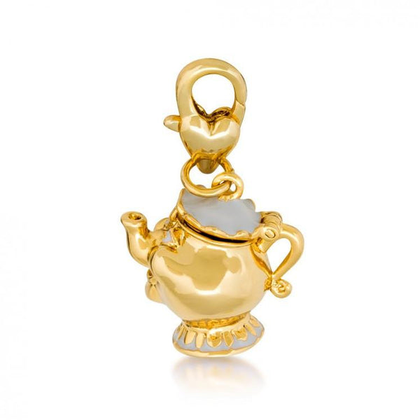 Disney Beauty and the Beast Mrs Potts Charm - Disney Jewellery