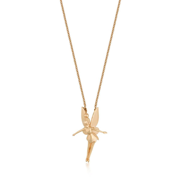 Disney-Tinker-Bell-9-carat-gold-Necklace-Jewelry-by-Couture-Kingdom-N215708